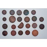 Лот монет РИ (22 штуки).2.