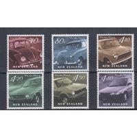 [641] Новая Зеландия 2000.Автомобили.