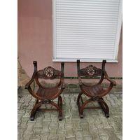 Мебель кресло курульное