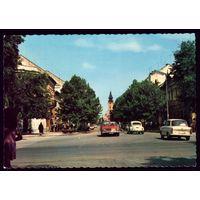 Сербия Сомбор Улица маршала Тито