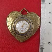 Часы брелок Caravelle Швейцарские