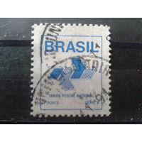 Бразилия 1989 Стандарт, почтовая эмблема