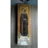 Икона Преподобный Савва Звенигородский чудотворец