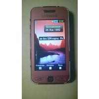 Мобильный телефон SAMSUNG GT-S5230. Рабочий.