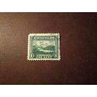 Британский Ньюфаундленд  1923 г.Твин-Хиллз, бухта Тор .