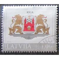 Латвия 2015 Гербы 1м Рига