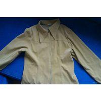 Хорошенький салатовый пиджачек-курточка