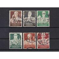 Германия\39а\ 1934 (556-61 ) 6 шт