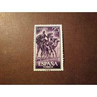 Испанская Сахара 1963 г.Верблюды.