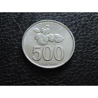 Индонезия 500 рупий 2003 г.