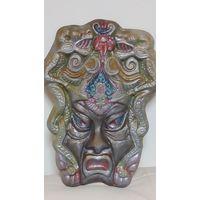 Литьё(белый металл)-Индийское божество