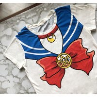 Футболка по аниме Sailor moon