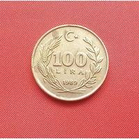 67-16 Турция, 1000 лир 1989 г.