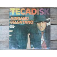 Adriano Celentano - Tecadisk - Балкантон, Болгария - 1983 г.