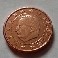1 + 5 евроцентов, Бельгия 1999 г.
