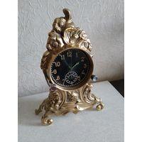 Часы авиационные 18 ЧС золоченая бронза 1 МЧЗ