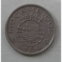 Порт.  Мозамбик, 5 Эск. 1973 (8)