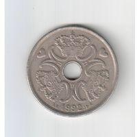 5 крон 1992 года Дании