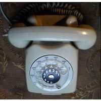 "Телефон стационарный KIRK F68. ""Антик"" из 70-х"