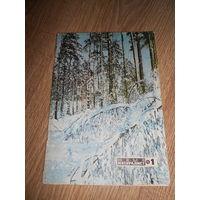 Журнал Юный натуралист 1975 #1