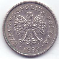 Польша, 50 грошей 1992 года.