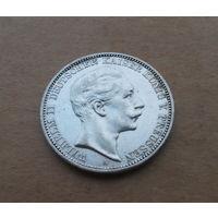 Германия (империя), 3 марки 1911 г., серебро, Вильгельм II (1888-1918)