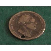 Талисман из монеты аг ЛОТ WRS