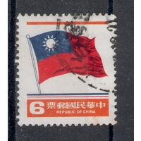 Китай / Флаг