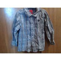 Детская рубашка Esprit рост 92 см