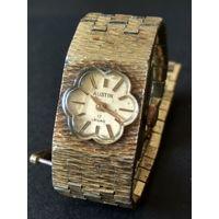 Винтажные женские классические наручные часы Austin (USA) металлический браслет