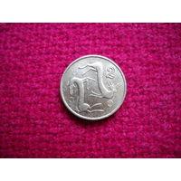 Кипр 2 цента 1993 г.