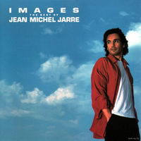 Jean Michel Jarre - Images: The Best Of Jean Michel Jarre-1991,CD, Compilation,made in Europe.