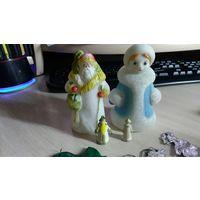 Новогодние игрушки из СССР