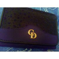 Шикарный кошелёк Christian Dior