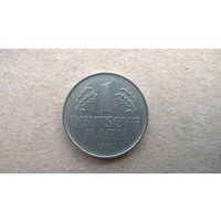 "ФРГ 1 марка, 1971""J"""