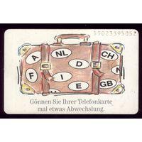Телефонная карточка Германия 2