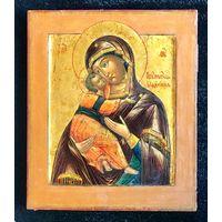 Владимирская Пресвятая Богородица. Москва, XIX век