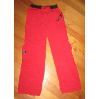 Красные брюки Dolche gabbana