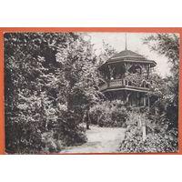 Кисловодск. Беседка в парке. 1920-30-е. Чистая