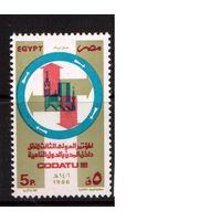Египет-1986,(Мих.1542)  **