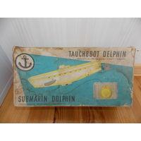 Подводная лодка ГДР
