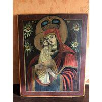 Икона Богородица Дева Мария