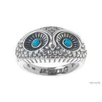 Кольцо Майота - в виде совы