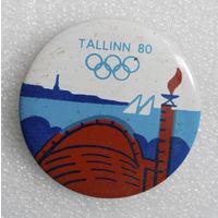 Таллин 80. 22-я Олимпиада 1980 г. #0256
