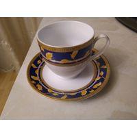 Чайный сервиз керамика (чайные пары 6 шт.) THUN Чехия