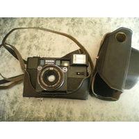 """Фотоаппарат """"Эликон автофокус"""" с Индустар-95, б/у."""