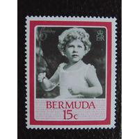 Бермудские острова 1986 г.