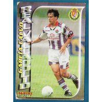 Карточка футбол Калво (Calvo) Реал Валадолид