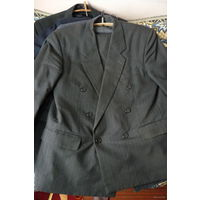 Костюм темно-серый, р. 170-104-92