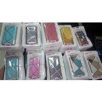 Бамперы для телефона Iphoe 5/5s - 40 шт. Новые. Без МЦ.